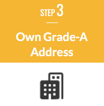 Own Grade-A Addres