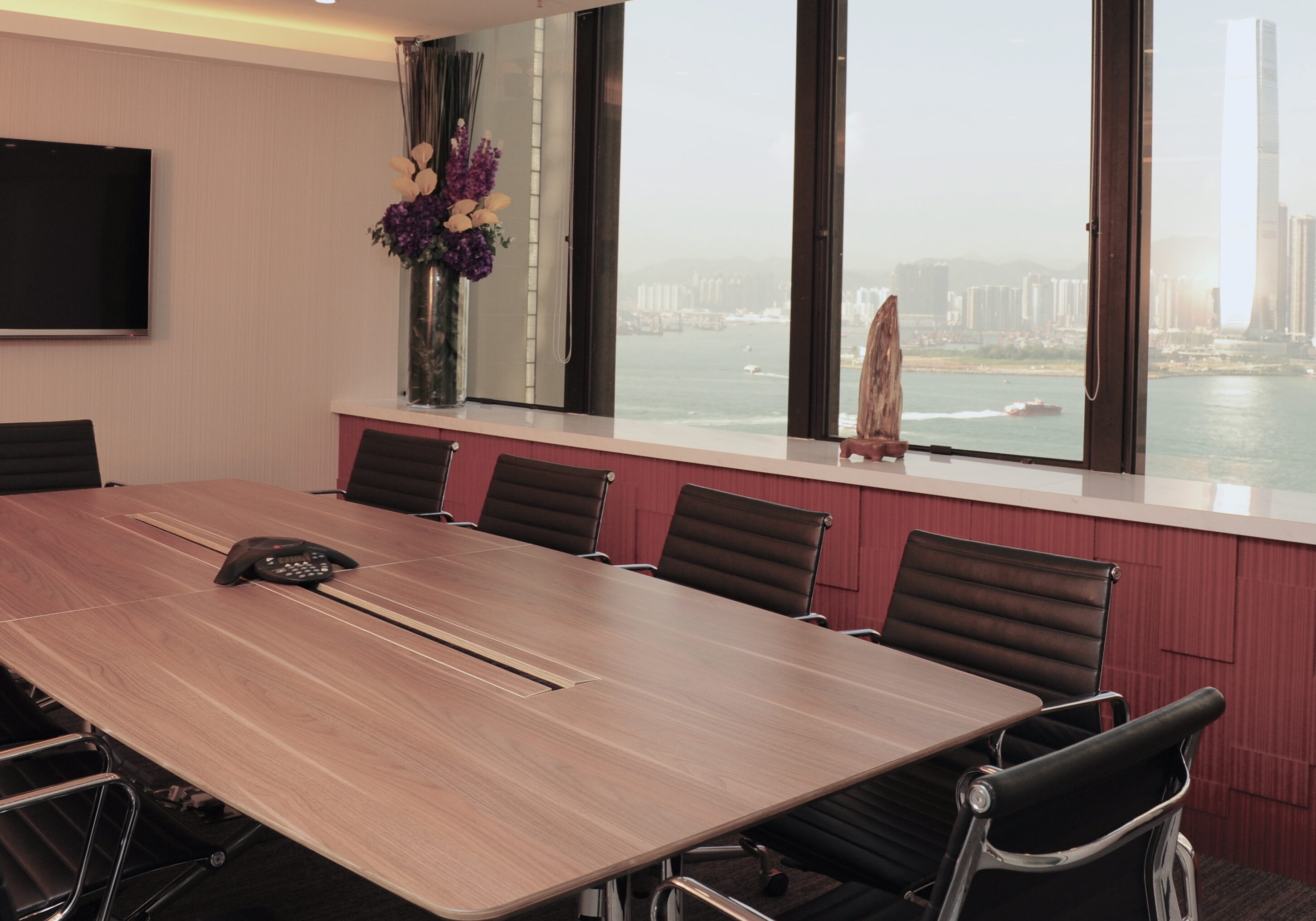 vOffice Harbour View Meeting Room